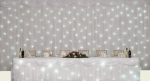 Star Lit Back Drop