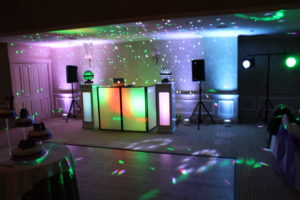 Rowton Hall Specialist Wedding DJ KillaParty.co.uk