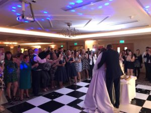 Cottons Hotel Wedding