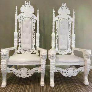 White Thrones