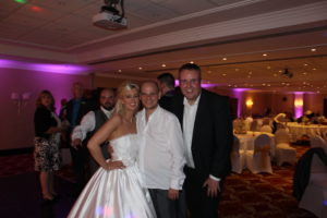 Worsley Marriott Wedding