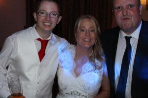 Lymm Hotel Wedding