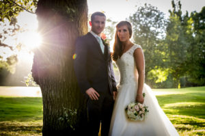 Mere Golf Club Wedding